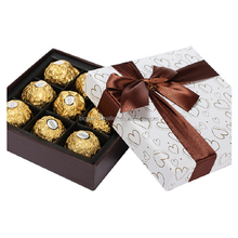 Customize Design chocolate shape most popular chocolate customized logo printing luxury packing boxes