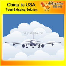 cheap air freight shipping from Shanghai China to USA