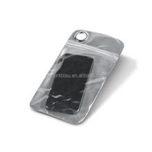 New design ecofriendly pvc waterproof pouch for smartphone,waterproof pouch for swimming