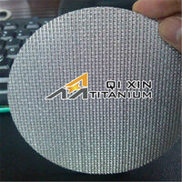 Gr1 Titanium Powder Sintered Porous Filter Material for Swimming Pool