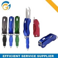 Promotional Wholesale China Ball Pen with Knife