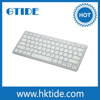 Gtide hot selling good price made in china wireless bluetooth ergonomic keyboard