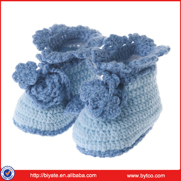 New Design Baby Crochet Shoes - Buy Newborn Crochet Shoes,Newborn ...