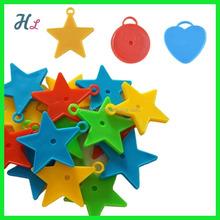 8 Gram Star Shape Plastic Balloon Weight
