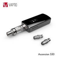 High quality e cigs box mod 50w cigarro electronico temp control electronic cigarette china