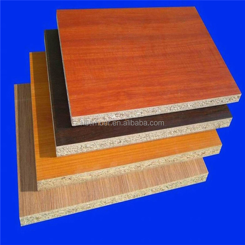 Used white oak melamine laminated e grade particle board