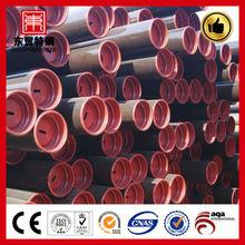 especificaciones de tubería de acero al carbono
