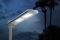 New Design Easy Install Led Solar Street Light With Motion Sensor Fitting
