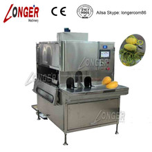 Video Provided Mango Peeler Machine with capacity 1000pcs/hour