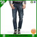 serviço do oem mais recente rasgado fotos de calças jeans funky para meninos e homens loose fit jeans fabricantes na china