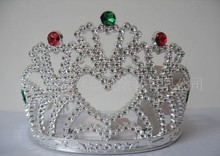 wholesale beauty pageant crown crystal christmas crowns and tiaras