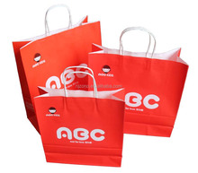 Environmental Shopping Paper Bag with Handles