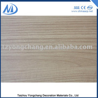 Easy to maintain ACP exterior wood cladding panel