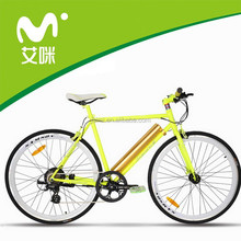 2015 fashion and colorful lithium electric bike/bicycle/ebike