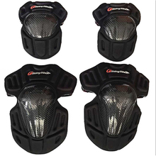 Motorcycle Motocross Off-road Knee Guards Protective Shin Pad Armor Gear