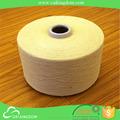 16s cinza claro meias fios para tricotar 70% 30% algodão poliéster