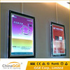 Dependable product magnetic acrylic led light boxes advertising poster slim led light board