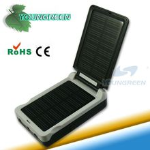 Solar AA Battery Evolution Power Bank Portable Battery Charger