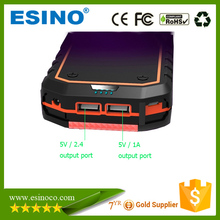 portable battery charger car jumpe, 12V 300A 9000mah, smallest, cheapest, colorful, for car starting, charge for phone, 2015 HOT