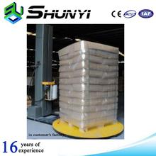 Intelligent design shrink wrapper machines