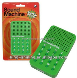 sing box/japanese music box/voice controlled toys/recordable toy sound module