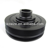 Pulley crankshaft engine parts for Mitsubishi L200 Pajero/Nativa/montero Sport Spare Parts 1104A013