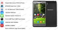 """5'' IPS Screen MTK6589 Quad Core Android 4.2 5"""" android Cell phone Lenovo Smartphone Lenovo P780"""