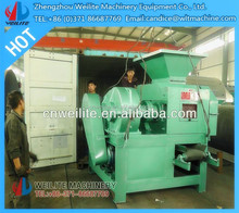 Round Lignitous Coal Briquette Production Line , Round Lignitous Coal Production Line