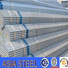 Tianjin Bs 1387-1985 Din 2440 Welded Carbon Black Steel Pipe
