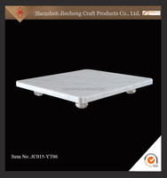 wooden/acrylic pallet+price made in china wholesale acrylic serving tray