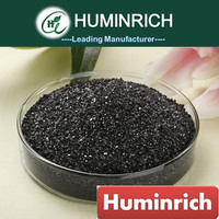 Huminrich Pest Resistance Finest Organic Materials Available 100% Humic Acid Potassium Soil Amendments