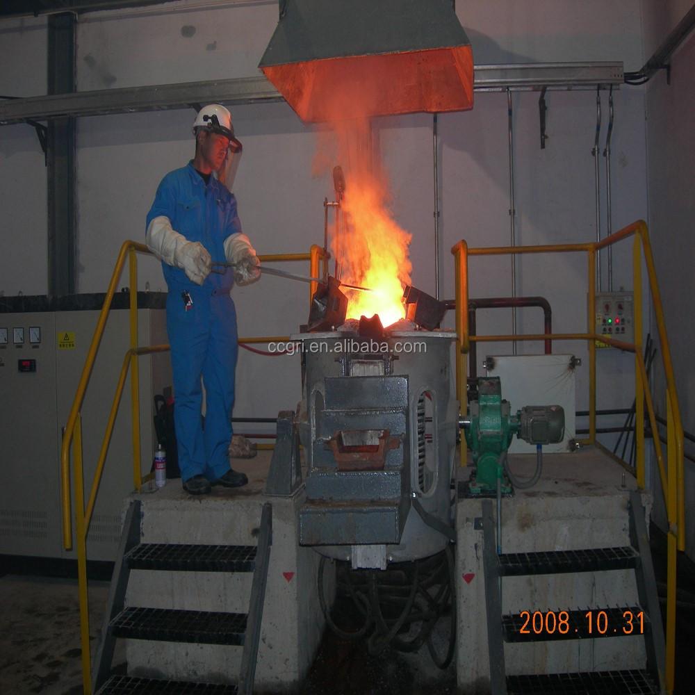 Плавильная печь  медь 41
