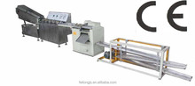 FLD-380/480 roll cutting and shaping production line