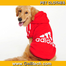 wholesale fashion winter pet apparel dog clothes,cute dog coat with hoodies