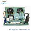 V type compressor condensing unit with Bitzer compressor for cold room, freezer compressor