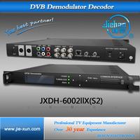 DVB-S2/T2 Biss Decoding HD H.264 Satellite Receiver