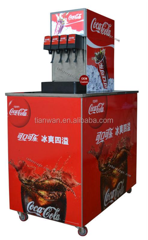 post mix soda machine