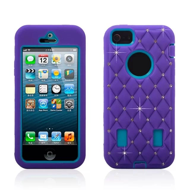 Customized case for iPhone 5 5s