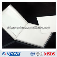 SANPONT Higher Carbon Content Silica Gel Thin Layer Chromatography Aluminum Foil Plate