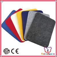 ICTI Factory eco polyester fashion design felt laptop computer case