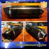 Universal Fiber high quality motorcycle exhaust muffler for Racing Motorcycle