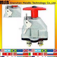 Rotary 250A Battery & Alternator electrical Master Disconnect Lever Style Kill switch