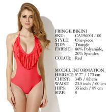 GZY stocklot fashion show sexy bikini one piece thong swimwear