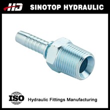 13011-SP hydraulic bspt male hose barb fitting