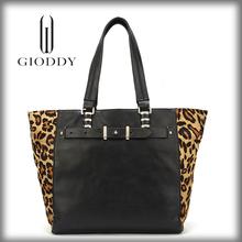 2015 New Large Soft Ladies Fashion Trend 100% Genuine Leather Handbag