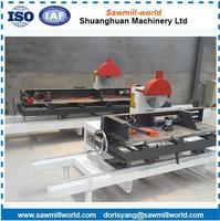 factory direct sale wood cutting tools with sliding table, electric wood machine, wood cutting machine circular saw mill
