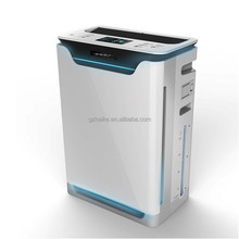 Room air filter with Negative Ions