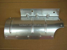 Oil pump heat shield D5010412845 for Dongfeng Renault