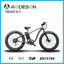 aodeson fat tire chopper bike bicycle hub motor&electric bike TM265-9-3