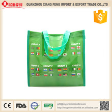 Specialized Design Big Waterproof Plastic Shopping Bag